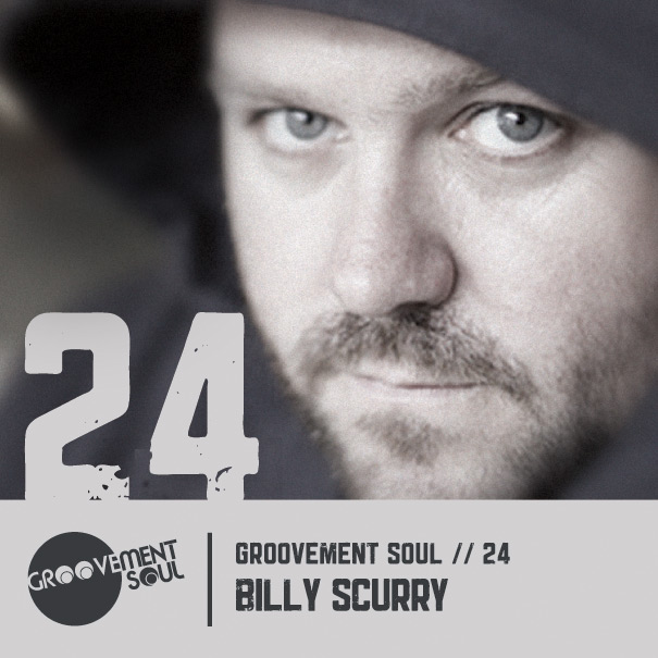 GS:24 – BILLY SCURRY – GROOVEMENT SOUL PODCAST